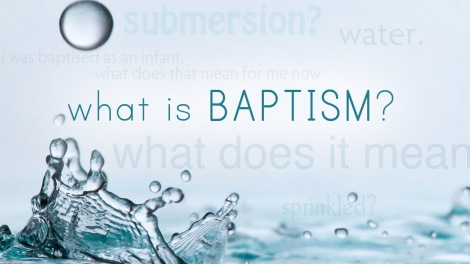 What-is-Baptism