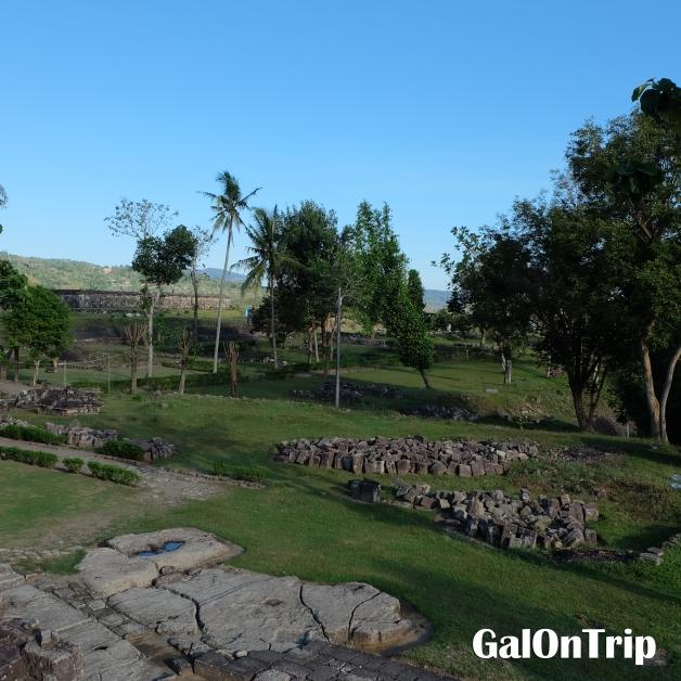 ratu boko ruins