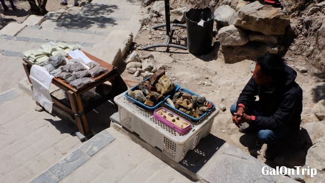 the sulfur vendor