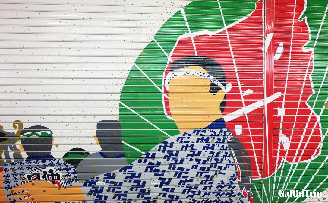 rolling door asakusa tokyo