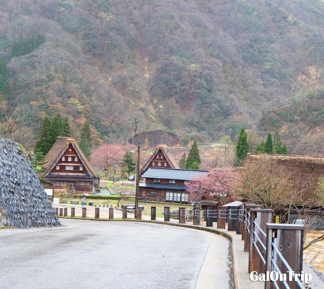 gokayama suganuma village unesco heritage site