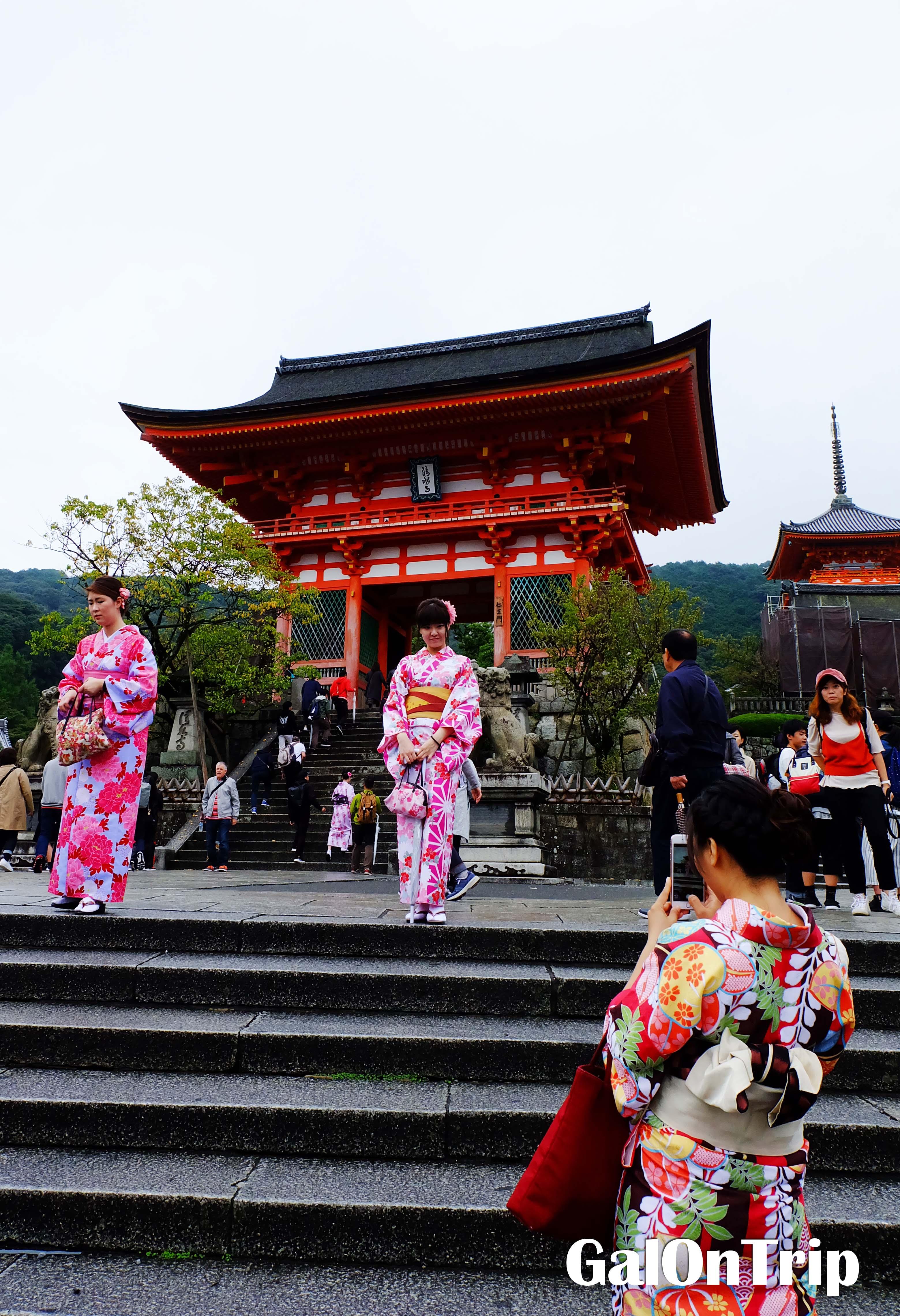 kiyomisudera temple